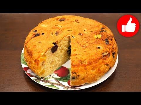 Как приготовить сладкий пирог в мультиварке