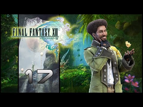 Guia Final Fantasy XIII (PS3) Parte 17 - Floresta de Sunleth (2-2)