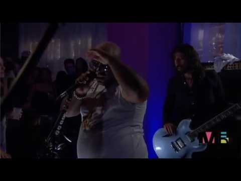 Foo Fighters ft. CeeLo Green - Darling Nikki (Live VMA 2007)