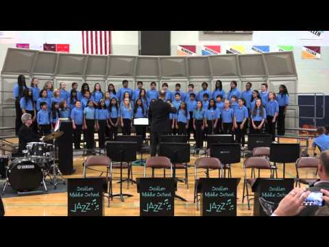 Music Alone Shall Live - Scullen 6th grade Chorus