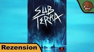Sub Terra - Brettspiel - Review