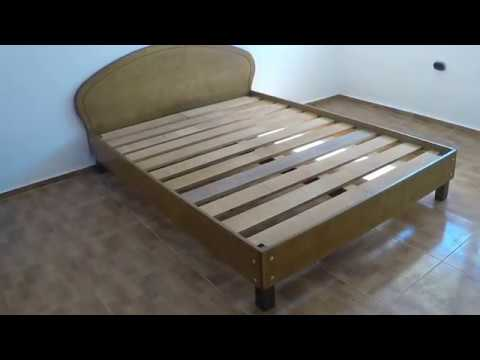 Как сделать кровать своими руками из фанеры
