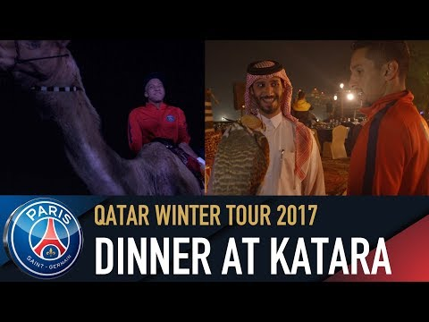 DINNER AT KATARA, A CULTURAL VILLAGE