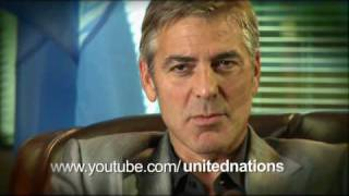 George Clooney wants to hear from you