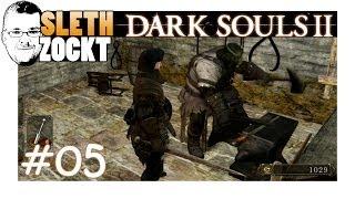Dark Souls 2 Platinum [PS3/DE/HD] #005 - Kurzbogen, Feuer-Langschwert, Pfeile