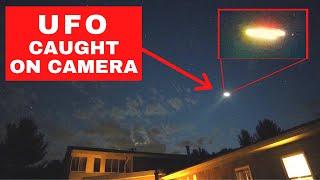 UFO Sighting- Caught on Camera [Montello WI, June 13, 2021] 4 Shots!