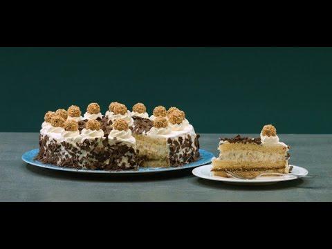 Schnelle Giotto Torte Mit Nutella Youtube