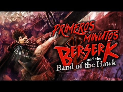 Primeros Minutos de BERSERK and the Band of the Hawk
