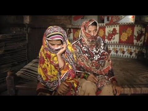 Pakistani council orders girl's 'revenge rape'