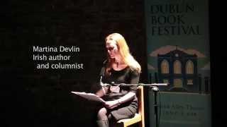 Day of the Imprisoned Writer event - Dublin Book Festival