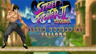 Super Street Fighter II Turbo - Feilong【TAS】