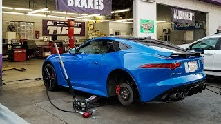 This Is Why Cops Can't Pull My Jaguar SVR Over Anymore