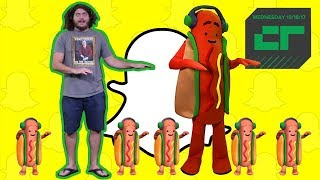 Snapchat Halloween Costume | Crunch Report