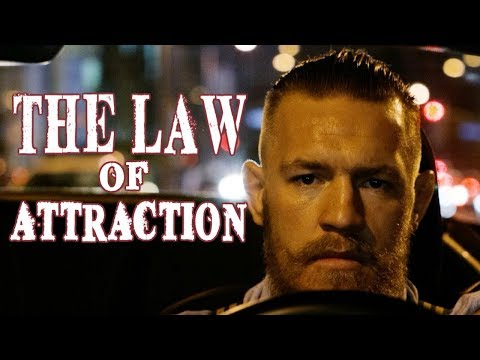 Download Youtube: The Law of Attraction Explained Through Conor McGregor - How to Visualize Your Success