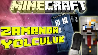 KONUŞAN RADYOCU ABLA ? | ZAMANDA YOLCULUK  | Minecraft Roleplay
