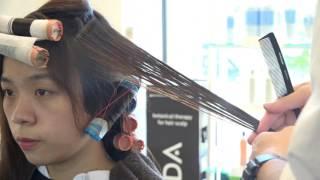 用髮型詮釋最棒的自己!Come on燙個自然好整理的捲度吧~