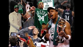 Paul Pierce Career Highlights - Legend of Boston Celtics (1998-2017)