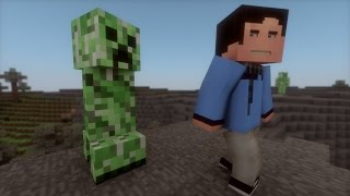 we all hate creepers a minecraft song parody of justin bieber s as long as you love me