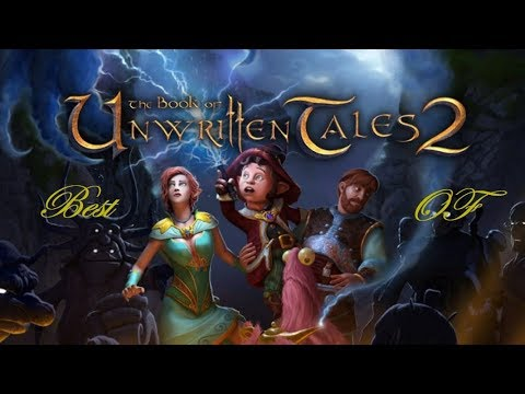 Best Of Gronkh - Book Of Unwritten Tales 2