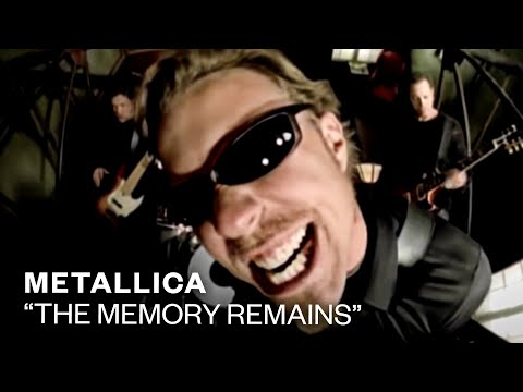 Metallica  The Memory Remains