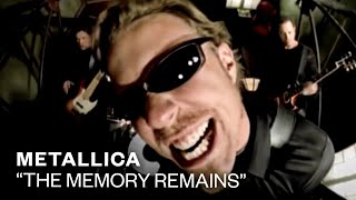 Metallica The Memory Remains Video