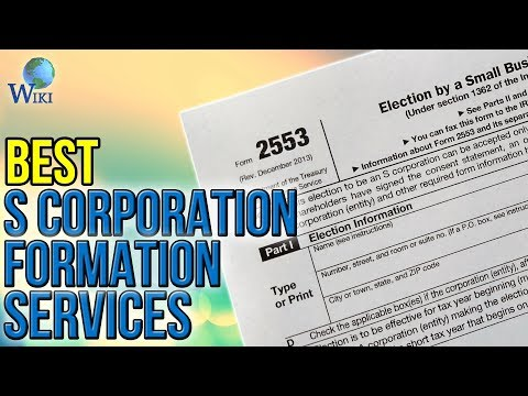 3 Best S Corporation Formation Services 2017