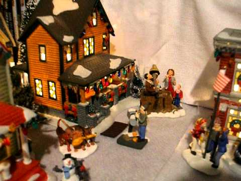 the smithers family christmas village the christmas story department 56