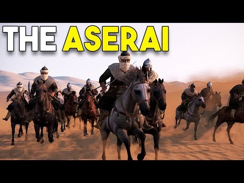 Meet The Aserai! - Mount and Blade II Bannerlord NEW Information