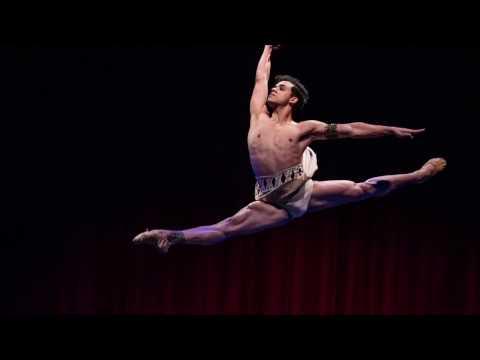 BALLET MEN  (Jorge Barani) Jumps