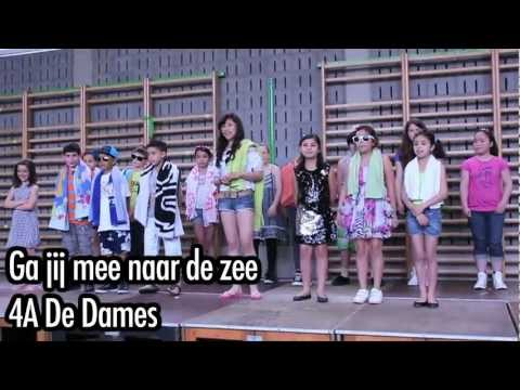 The singing Kids(De Dames Antwerpen)