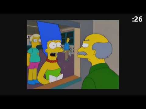 60 Second Simpsons Review - Saddlesore Galactica