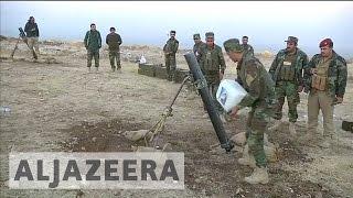Battle for Mosul: Peshmerga target ISIL-held Bashiqa