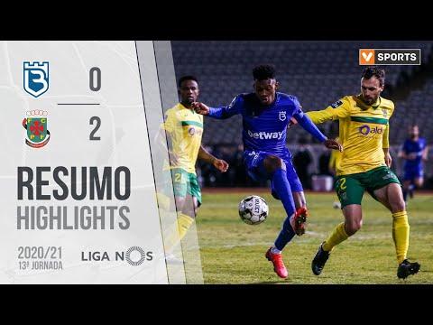 Belenenses Ferreira Goals And Highlights