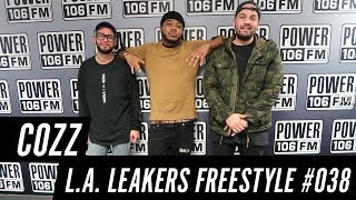 Cozz Freestyle w/ The L.A. Leakers - Freestyle #038