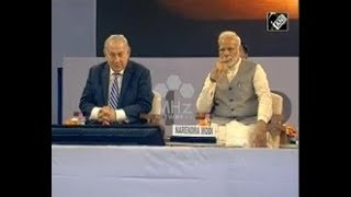 India News - Prime Ministers of India, Israel inaugurate start up hub in western India