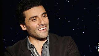Oscar Isaac Talks Poe Dameron's Backstory In Star Wars The Force Awakens