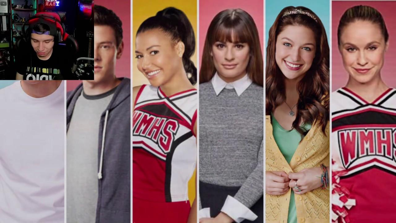 RobertoCein reacciona a Dross La maldición de Glee