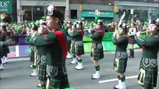 St  Patrick's Day Parade Dublin 2016