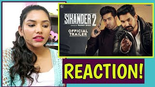 South Indian Reacts To SIKANDER 2 | Kartar Cheema, Guri | Punjabi movie 2019