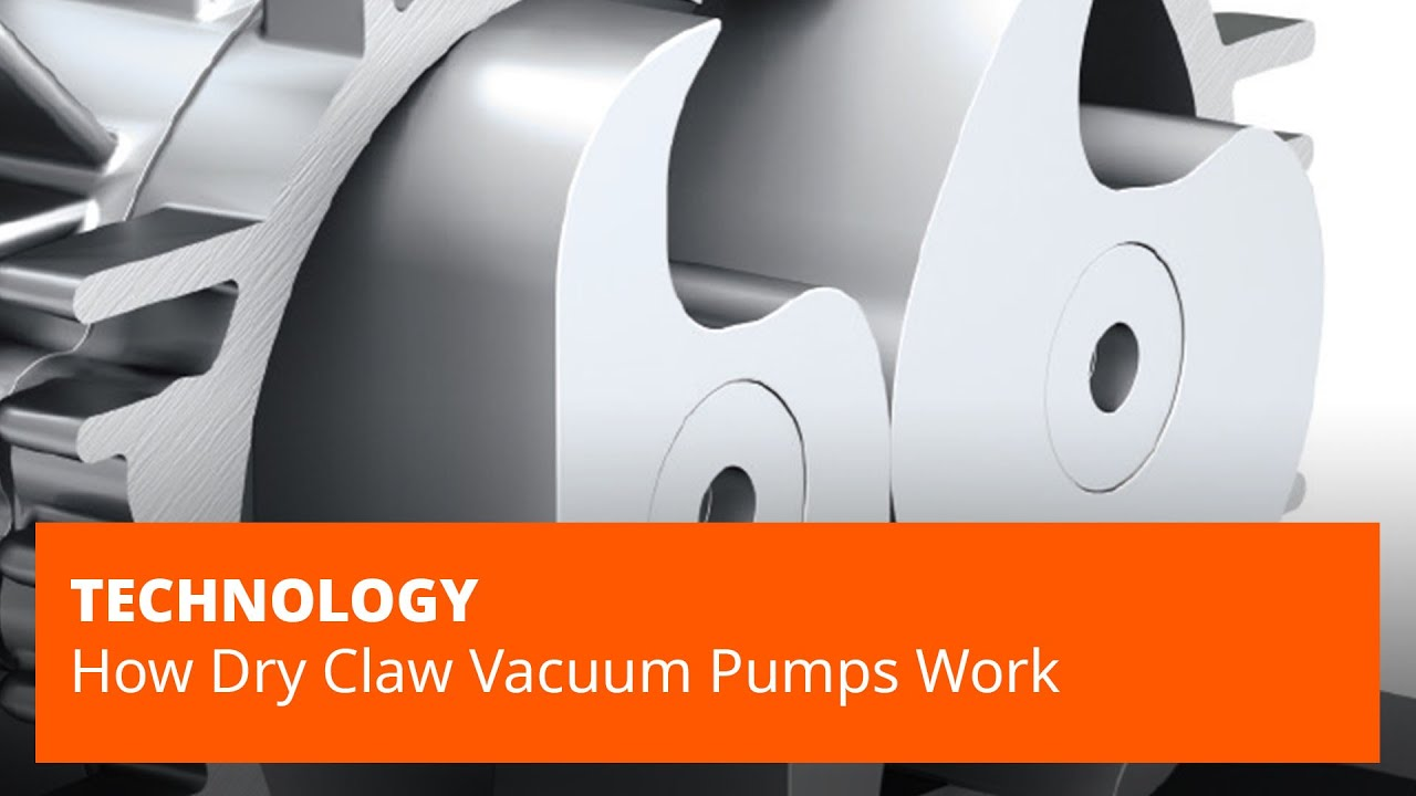 Dry Claw Vacuum Pumps - Busch Vacuum Pumps and Systems
