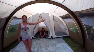 Обзор палатки Campack Tent Urban Voyager 6