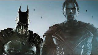 Поиграл в Injustice 2 - бомбовый файтинг от создателей Mortal Kombat. Бэтмен против супермена!