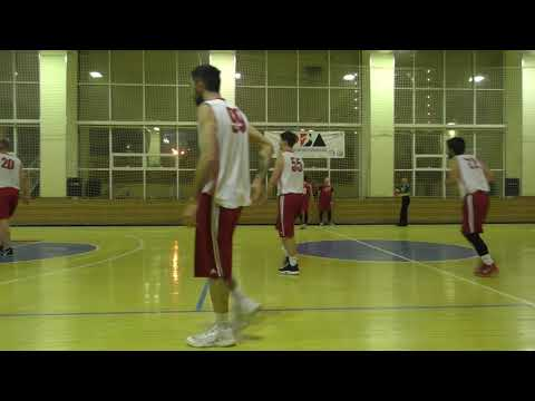 РБЛ Университет vs Спарта 27 01 20