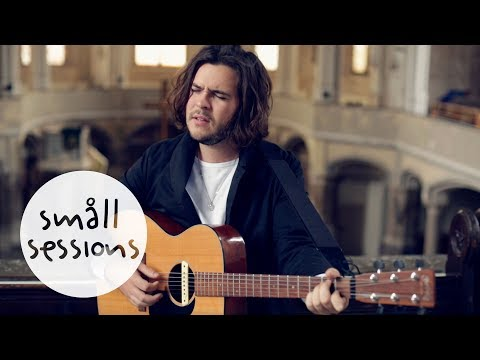 Amber Run - No Answers (acoustic)   Småll Sessions