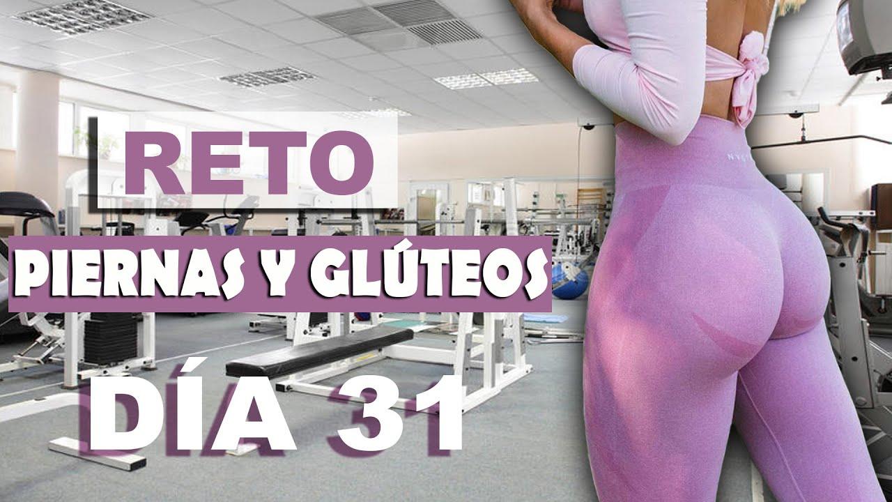 Día 31 Reto *PIERNAS/GLUTEOS* - Agrandar las PIERNAS con EJERCICIOS CASEROS/Leg home Adryán Medellín