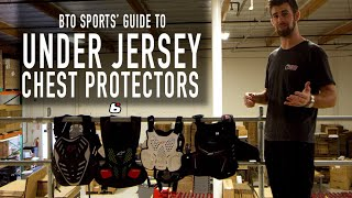 Under Jersey Chest Protectors | BTO Sports Warehouse Review