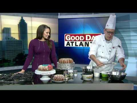 """Election Cake"" history and recipe on Good Day Atlanta"