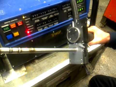 swagelok orbital welding machine
