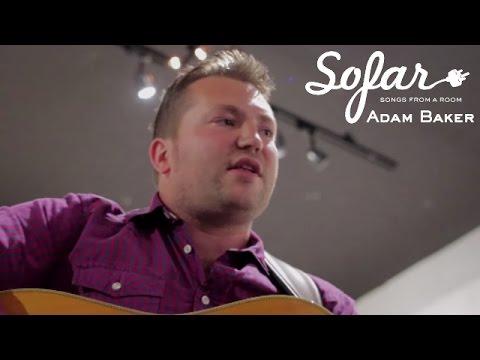 Adam Baker - The Room | Sofar Leeds