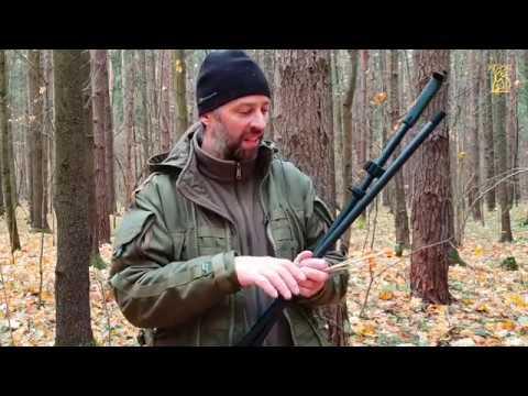 Как стрелять из духовой трубки